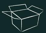 Caja del logo