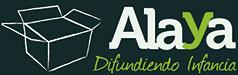 Logo Alaya Difundiendo Infancia
