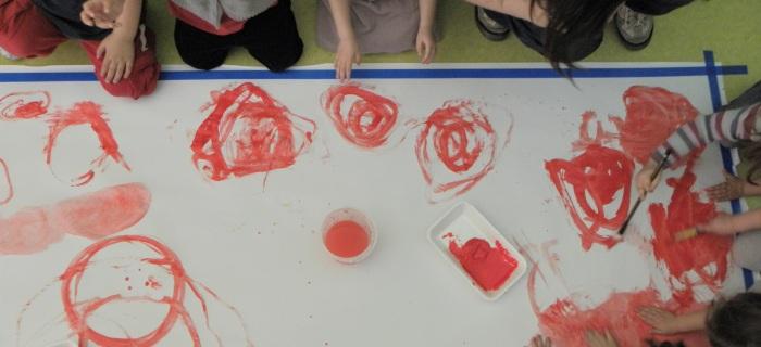 El círculo. Geometría en 2-3 años - Alaya Difundiendo Infancia