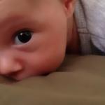 portada ojos de niño