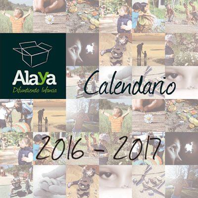 Calendario Alaya 2016-2017