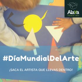 #DíaMundialDelArte