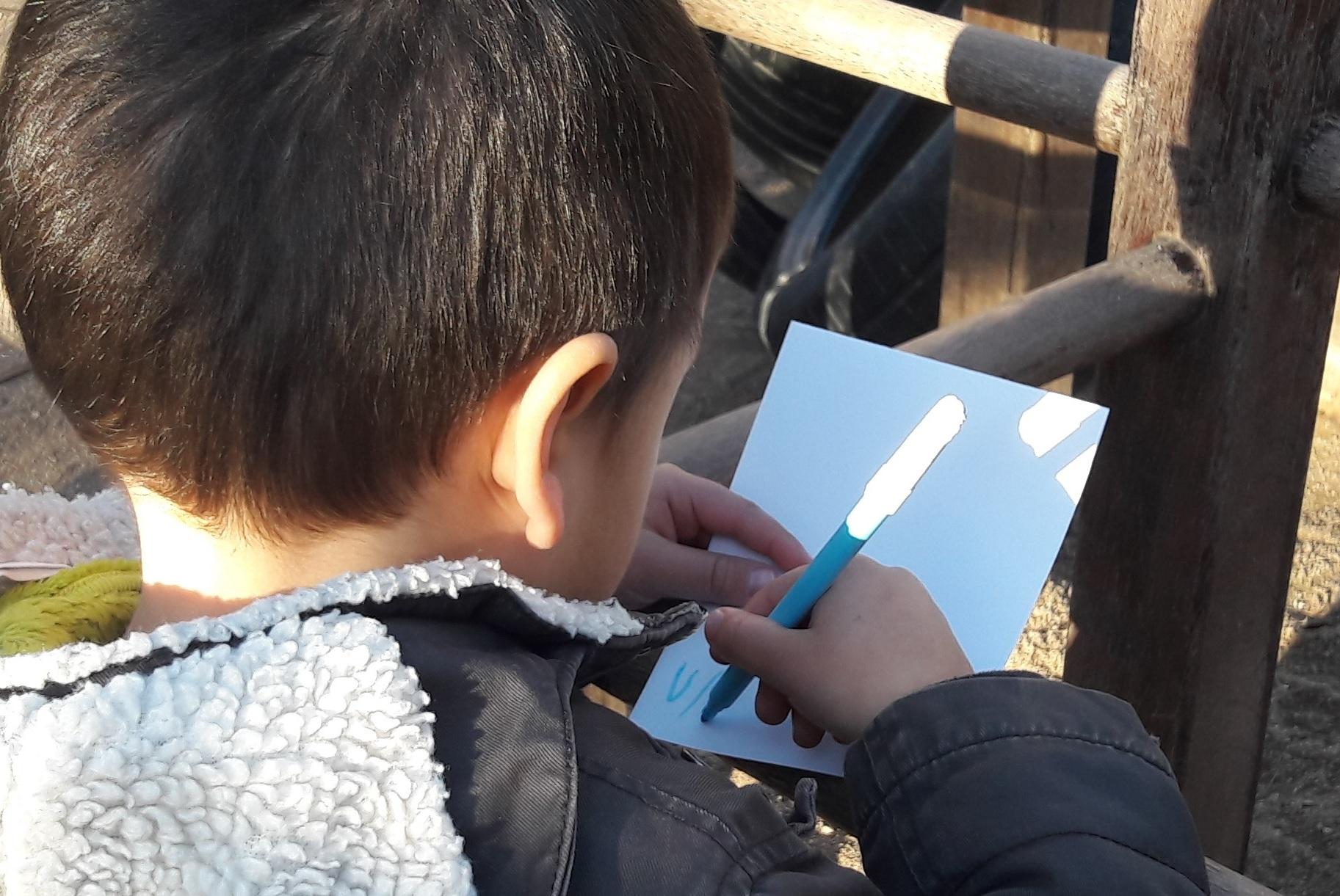 Cómo aprenden a leer y a escribir